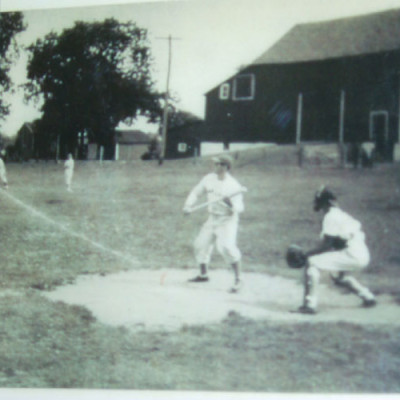 Rancocas Post Office: Rancocas Baseball.