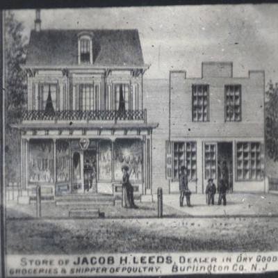 Jacob Leeds (now Rancocas Post Office)