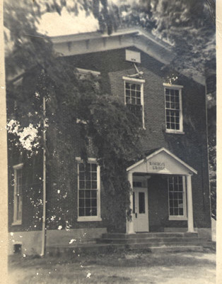 Rancocas Grange (formerly Rancocas School)